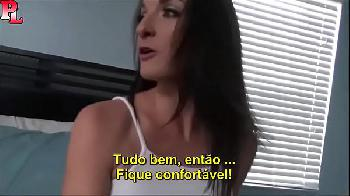 Coroa pervertida pegando seu enteado - Porno Legendado